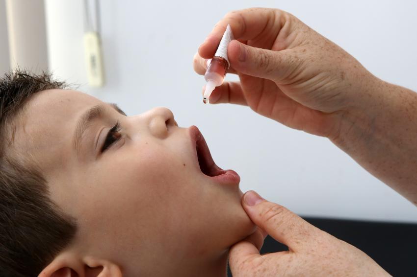 Vacinação contra sarampo e pólio: cenário e prevenção